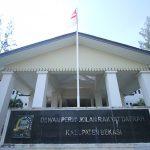 Gedung DPRD Kabupaten Bekasi.Istimewa