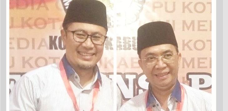 Paslon Pilwalkot Sukabumi FAHAM