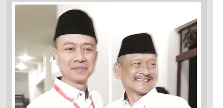 Paslon Pilwalkot Sukabumi Ijabah