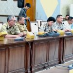 Polresta Bogor Kota mengadakan workshop pembentukan Badan Narkotika Nasional Kota Bogor Tahun 2018./Foto: Humas Polresta Bogor