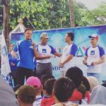 Walikota Bogor Bima Arya hadiri acara Axa Fit Day/foto: Instagram
