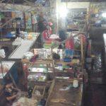 Kondisi pasar Kanoman tampak dari dalam. Foto: Alwi/Pojokjabar.com