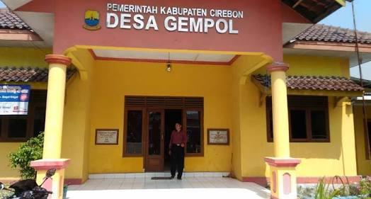 Kantor Desa Gempol. Foto:net