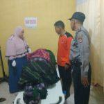 Kedua korban saat di Rumah Sakit Budi Luhur Kecamatan Harjamukti Kota Cirebon. Foto: pey/pojokjabar