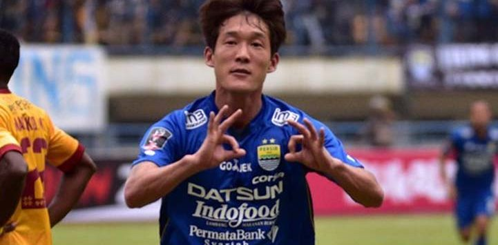 Oh In Kyun (persib.co.id)