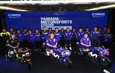 Rider Yamaha Racing Indonesia Diperkenalkan Bersama Pembalap Dunia-700x355