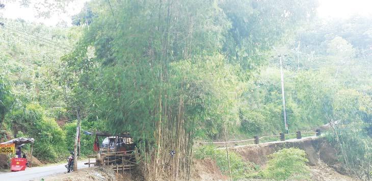 NORMALISASI: Dewan mendorong dilakukannya normalisasi Sungai Cibawang untuk mengatasi permasalahan banjir akibat disposal tol. JPNN
