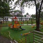 Taman Cibinong Setu Plaza ./Foto: Ikhsan
