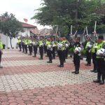 Polisi kerahkan 150 personel amankan libur panjang di Kota Bogor.