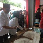 Kampanye perdana pasangan calon Bupati/Wakil Bupati Bogor nomor urut dua Ade Yasin-Iwan Setiawan mulai di Zona II.
