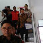 Kejari tahan mantan Kepala Pasar Merdeka Syam Suarman terkait kasus pungli.