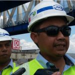 jalan tol BorJalan Tol BORR erection box gardier