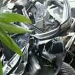 kecelakaan di Rajamandala Hasby Restu Akbar