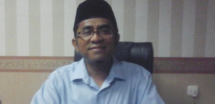 Ketua Islamic Center Cirebon (ICC) Masjid Raya At-Taqwa, Ustadz Ahmad Yani. Foto: Alwi/pojokjabar.com.