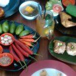 Menu di Kembang Tjengkeh Indonesia Bistro and Coffee./Foto: Pojokbandung.com