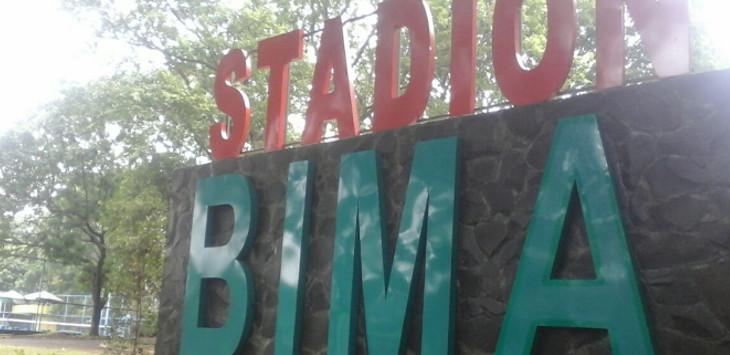 Stadion Bima. Foto: Alwi.