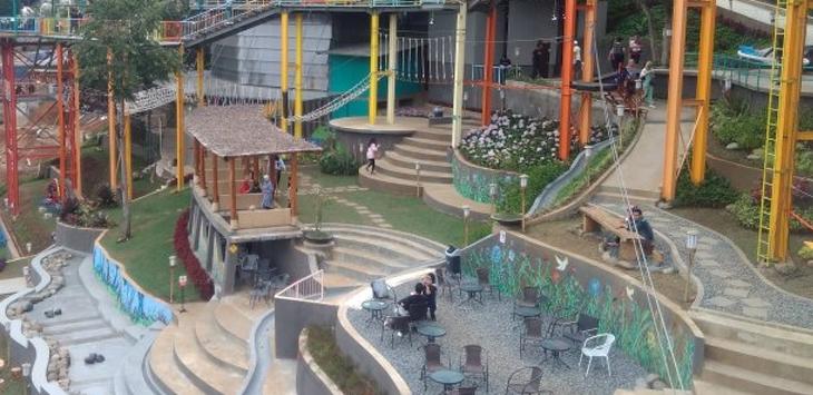 Ddieu Land Surga Wisata Keluarga Di Kabupaten Bandung Barat