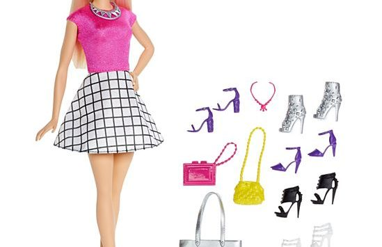 Barbie./Foto: barbie-mattel.com