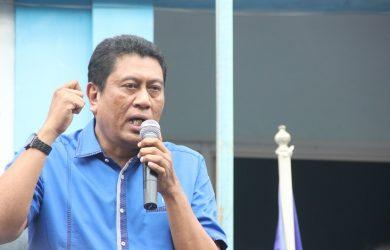 Ketua DPC Partai Demokrat Kabupaten Bekasi terpilih Romli HM.