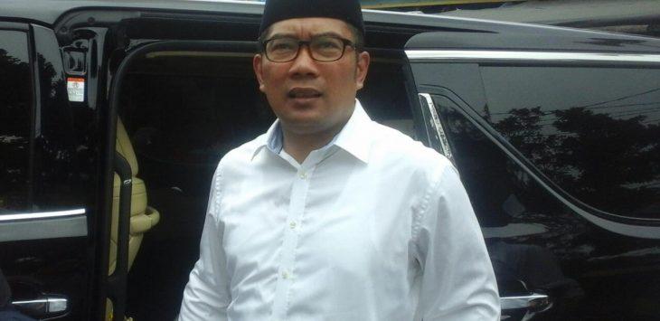 Gubernur Jawa Barat Ridwan Kamil/foto: Alwi