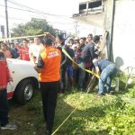 Seorang mayat perempuan tak dikenal ditemukan pemulung di Perum Cibinong Griya Asri, Minggu (18/3/2018).