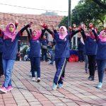 Dinkes Kota Bogor peringati Hari Tuberkulosis Sedunia, Jumat (23/3/2018)/Foto: Humas Pemkot Bogor.