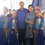 Ketum Demokrat SBY kunjungi Kabupaten Bogor, Senin (26/3/2018)/Foto: Unang.