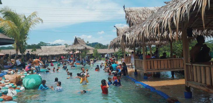 Cikao Park Wahana Air Dan Taman Indah Di Purwakarta Pojok Jabar