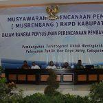 Musrenbang RKPD Kabupaten Bekasi di Gedung Wibawa Mukti, Komplek Perkantoran Pemerintah Kabupaten Bekasi. Foto : Humas Pemkab Bekasi for Pojoksatu