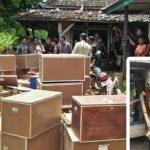 Warga Cianjur dihebohkan ajaran sembah wayang/Foto: Mamat Mulyadi/Radar Cianjur.
