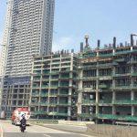 Proyek pembangunan Meikarta di Cikarang Selatan. Foto : Dok. Pojokjabar