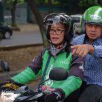 Calon Walikota Petahana Bima Arya dibonceng Ade Gendis saat Hari Kartini, Sabtu (21/4/2018)./Foto: Istimewa