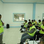 Masyarakat saat mengikuti pelatihan yang di adakan Cirebon Power. Foto: mik/pojokjabar.com