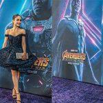 Cinta-Laura-saat-menhadiri-premiere-film-Avengers-Infinity-War