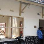 Kantot Dewan Pendidikan Kabupaten Cianjur dirusak