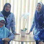 Empat Kartini di Roda Pemerintahan Kota Bekasi
