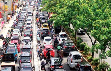 Jalan Raya Margonda