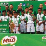 Milo Fotball Championship Regional Jabar