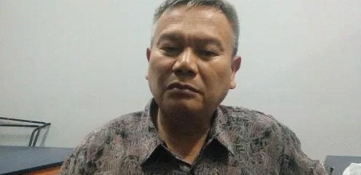 Tokoh masyarakat Kota Banjar Akhmad Dimyati./Foto via Radartasikmalaya.com