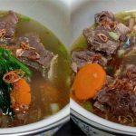 Wisata Kuliner Berkuah dan Murah di Bogor.