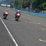 Indonesia CBR Race Day 2018 di Sentul International Circuit, Sentul, Kabupaten Bogor, Minggu, (22/4/2018)./Foto: Unang