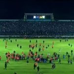 Ricuh suporter di laga Persib VS Arema, Minggu (15/4/2018) Youtube