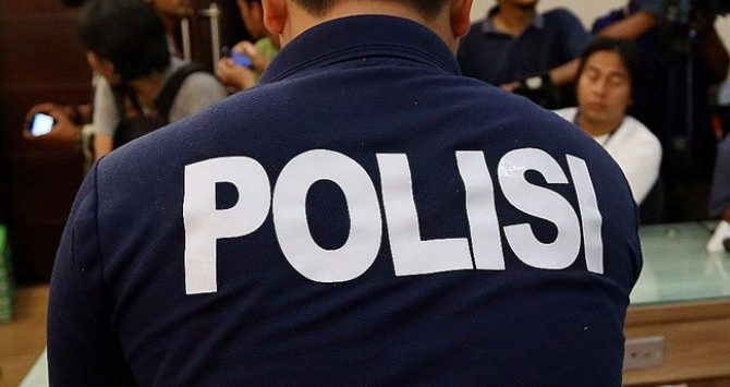 Ilustrasi polisi. (Foto:jawapos.com)