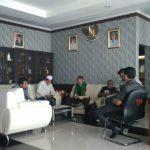 Perwakilan Fukhis Bekasi diterima Asda I Kabupaten Bekasi. Foto : Istimewa