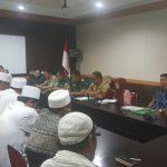 Fukhis Bekasi bersama Satpol PP, TNI/Polri bahas penutupan THM. Foto : Istimewa