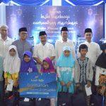 Berkah Ramadhan 2018: BJB Santuni 1500 Anak Yatim Kota Bekasi