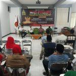 GP Anshor menggelar diskusi yang berlangsung di gedung PPIB, Jumat (25/05/2018), foto/adi