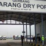 Jalur Akses Cikarang Dry Port