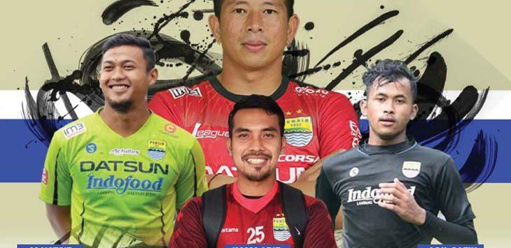 Kiper Persib Bandung