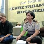 Kasubbag Humas Polres Metro Bekasi Kota Komisaris Erna Ruswing